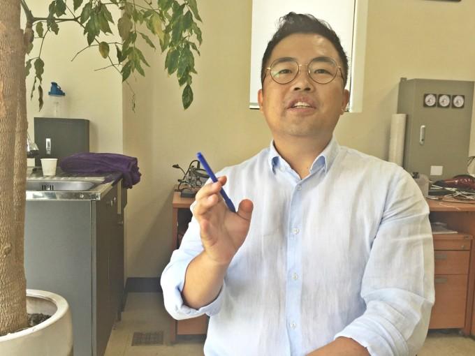 김성두 멘토는 공학적인 개념을 중요하게 생각하기를 조언했습니다. - (주)동아사이언스 제공